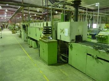 Terminal Crimping Press Utilux Model 3 Sl1107b Foot