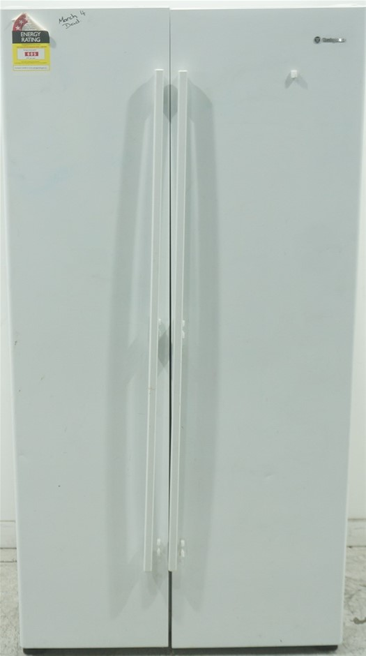 Westinghouse WSE6100WF 610L Side By Side Fridge