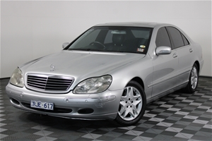 2002 Mercedes Benz S320 W220 Automatic S