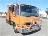 2013 Mitsubishi Fuso Fighter 1024 4 x 2 Service Truck