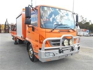 2012 Hino FD 500 Euro5 1024 4 x 2 Servic