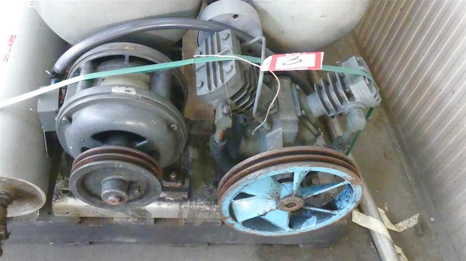 Australian General Electric Air Compressor