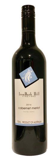 IronBark Hill Cabernet Merlot 2016 (12x 750mL) Hunter Valley, NSW