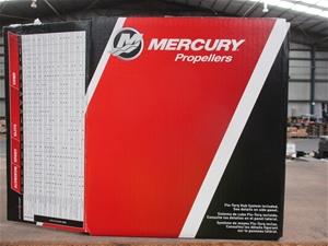 Mercury Marine Boat Outboard Motor Prope