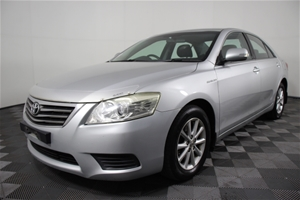 2010 Toyota Aurion AT-X GSV40R Automatic