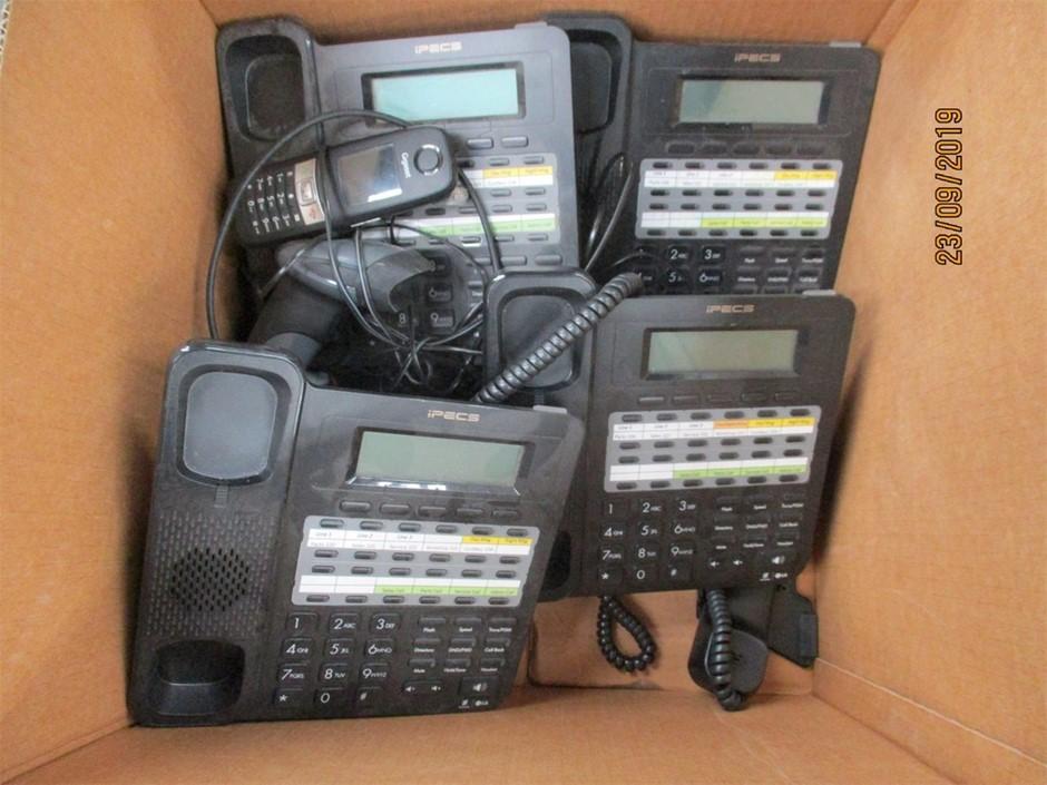 Qty 5 x Phones