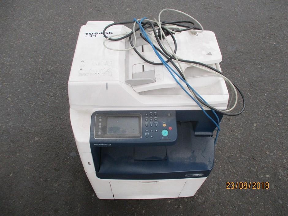 Fuji M455df Multifunction Laser Printer