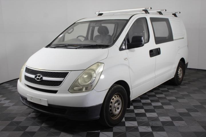 2008 Hyundai iLOAD TQ Turbo Diesel Manual Van