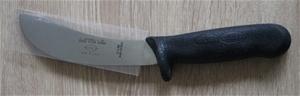 """DETER RUSSELL 6"""" SKINNER KNIFE BLACK HAN"""