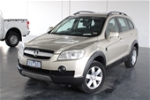 Unreserved  2007 Holden Captiva LX (4x4) CG Automatic