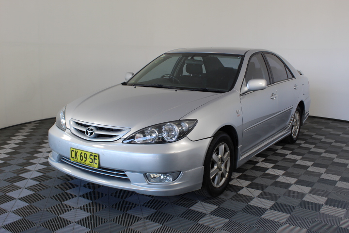 2005 Toyota Camry Sportivo ACV36R Manual Sedan