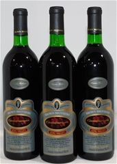 Brown Bros `Classic Release` Cabernet Sauvignon 1992 (3x 750ml)