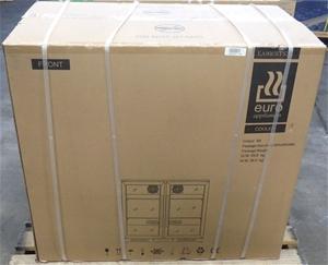 Euro Appliance EA900WFSX-2 208L Double D