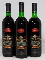 Brown Bros `Family Reserve` Cabernet Sauvignon 1991 (3x 750ml)
