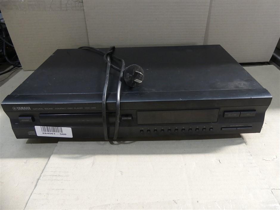 Yamaha CDX-396