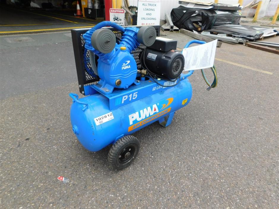 Puma P15 Air Compressor