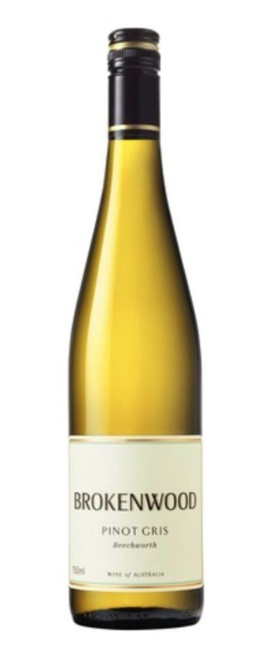 Brokenwood Pinot Gris 2019 (12 x 750mL) Beechworth, VIC