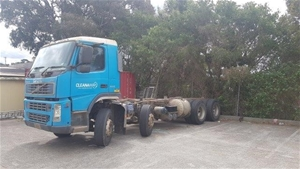 Volvo FM9 8x4 Cab Chassis