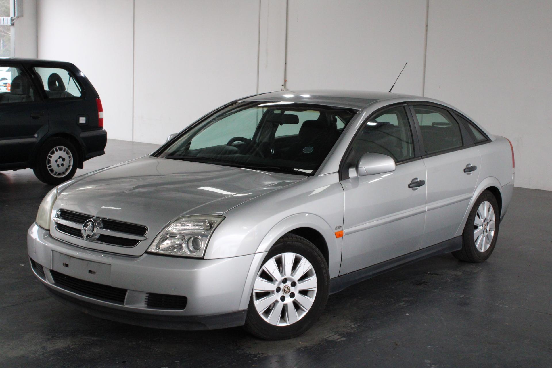 2003 Holden Vectra CD ZC Automatic Hatchback