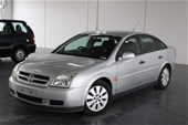 Unreserved 2003 Holden Vectra CD ZC Automatic Hatchback