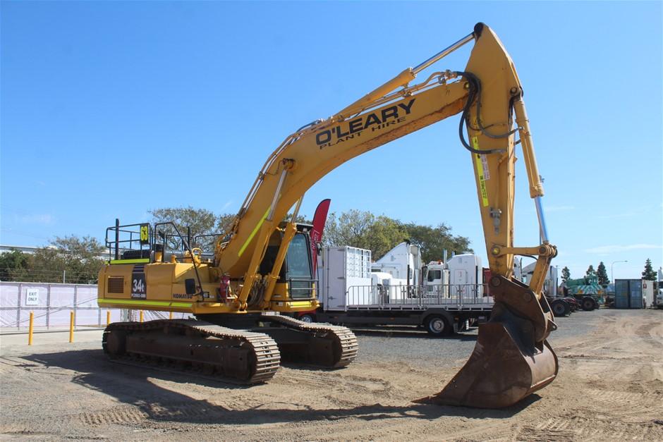 2017 Komatsu PC300LC-8M0 Hydraulic Excavator