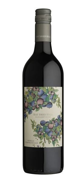 Hay Shed Hill Shiraz Tempranillo 2017 (6 x 750mL) Margaret River, WA