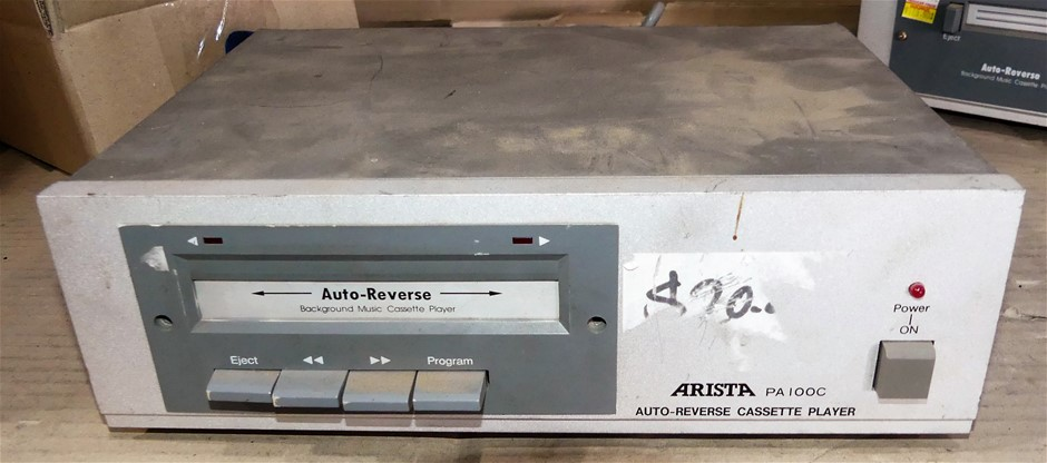 Arista PA-1000 casette player
