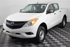 2012 MY13 Mazda BT-50Dual cab 3.2 Turbo