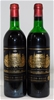 Chateau Palmer Margaux 1979 (2x 750ml), Bordeaux. Cork closure.