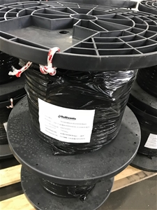 Rolls of 14mm x 29m New Steel Wire Rope
