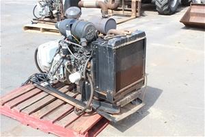 Yanmar 12KVA Single Phase Diesel Generat