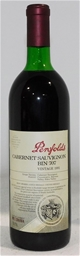 Penfolds `Bin 707` Cabernet Sauvignon 1991 (1 x 750mL) SA.