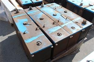4x Diesel Fuel Tanks