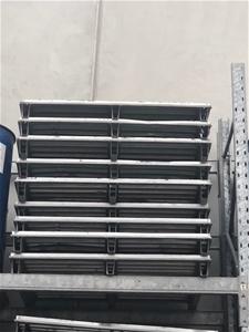 1 x Light Weight metal pallets 1200Lx111
