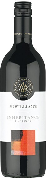 McWilliam's `Inheritance` Fine Tawny NV (12 x 750mL), SE AUS.