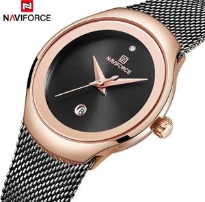 Naviforce Ladies Stylish Watch Water Res