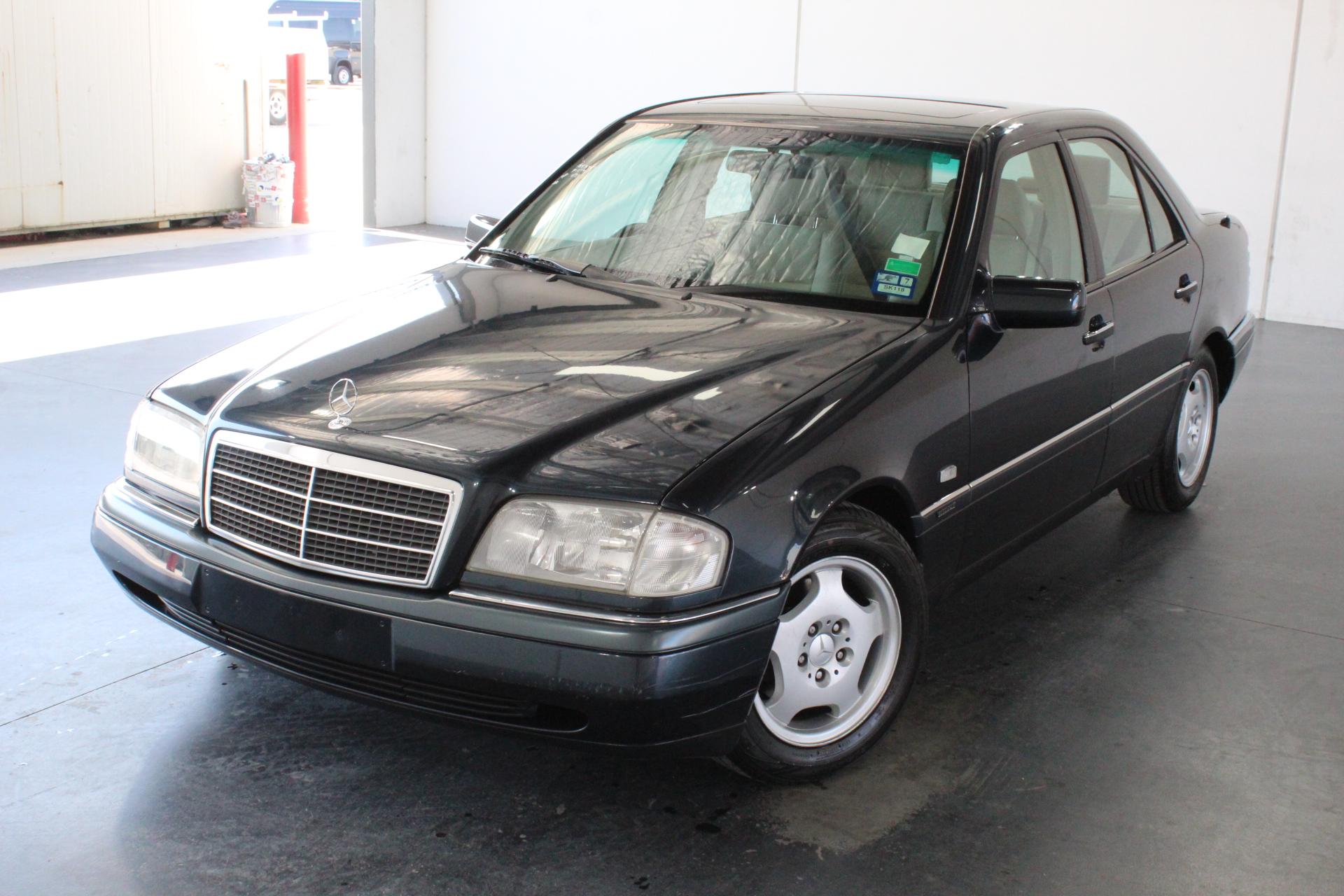 1996 Mercedes Benz C200 Elegance W202 Automatic Sedan