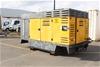 2012 Atlas Copco XAS1600CD6 Diesel Compressor