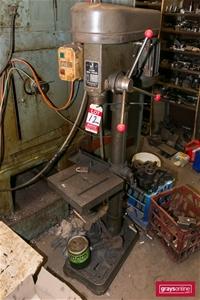 Jacob KTD-20 Pedestal Drill Press Make: