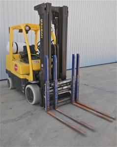 Hyster S80FT 4 Wheel Counter Balance For