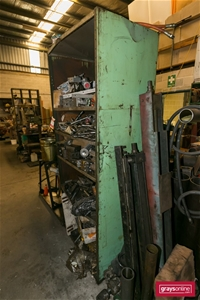 Sheet Steel Components Cabinet Approx. L