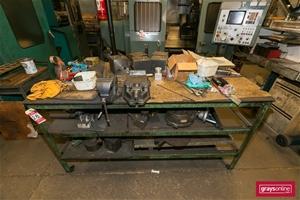 Heavy Duty Work Bench Approx. Length (mm