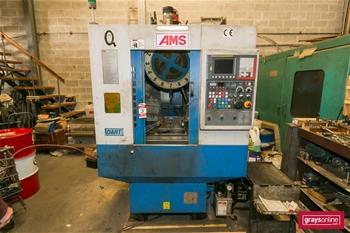 2007 AMS Dart(India) CNC Machining Centre
