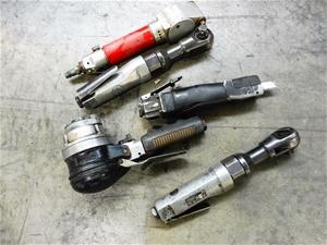 Assorted Pneumatic Air Tools (Pooraka, S