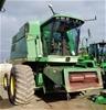 1996 John Deere CTS Harvester
