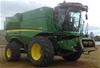 2014 John Deere S680 Combine Harvester
