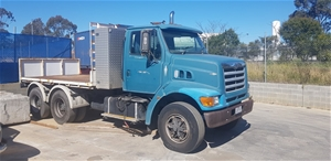 1998 Ford Tray Truck