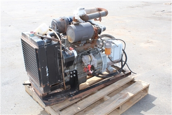 12 x Yanmar 12KVA Single Phase Diesel Generators