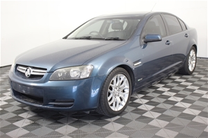 2010 Holden Commodore Omega VE Automatic
