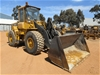 2004 Volvo L90D Articulated Wheel Loader with Quick Hitch, Bucket and Forks